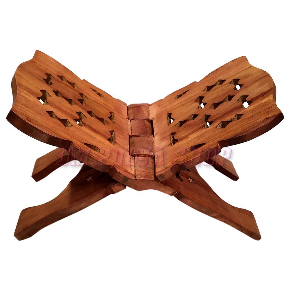 Rehal (Book Reader) in Wooden