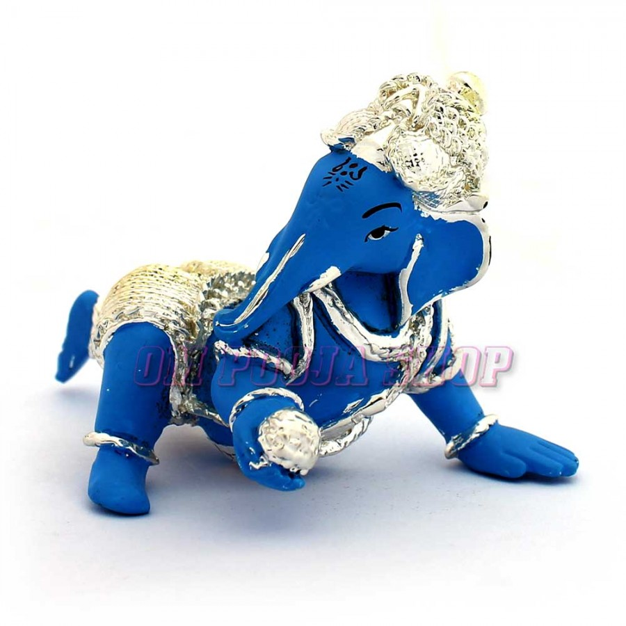 Ladoo Ganesha Showpiece Statue Purchase online from India