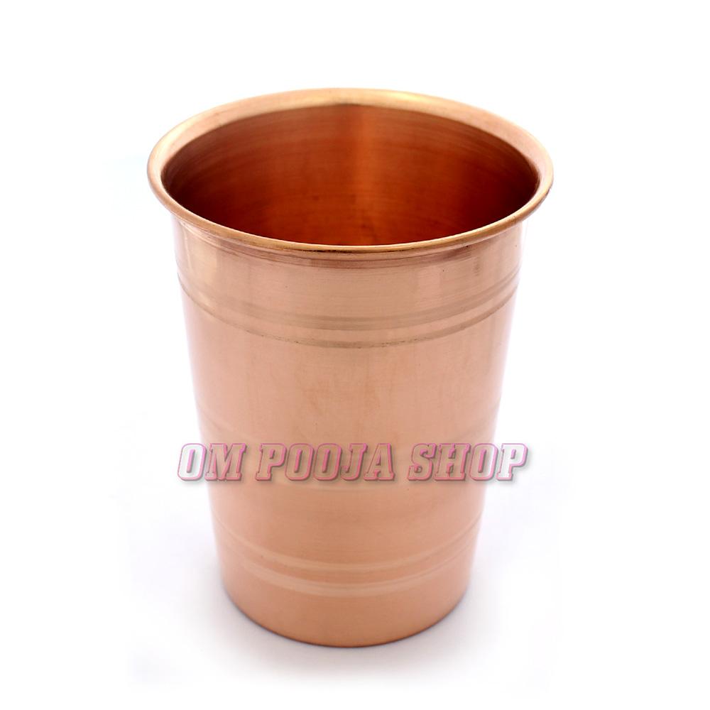 Glass in Pure Copper