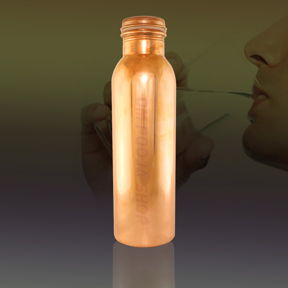 Copper Bottle for Water