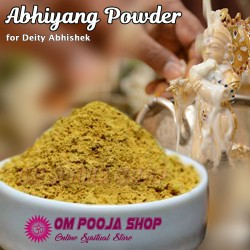 Puja Powders & Paste