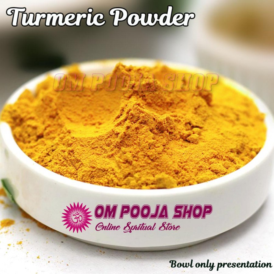 Haldi (Turmeric ) Powder for Puja