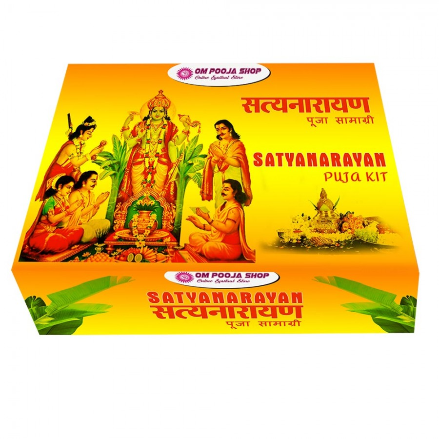 Shree Satyanarayan Puja Kit