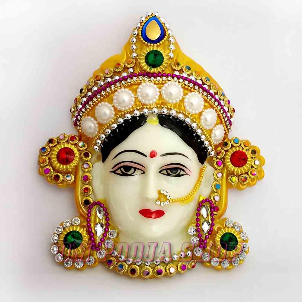 Vishnu Priya Lakshmi Face