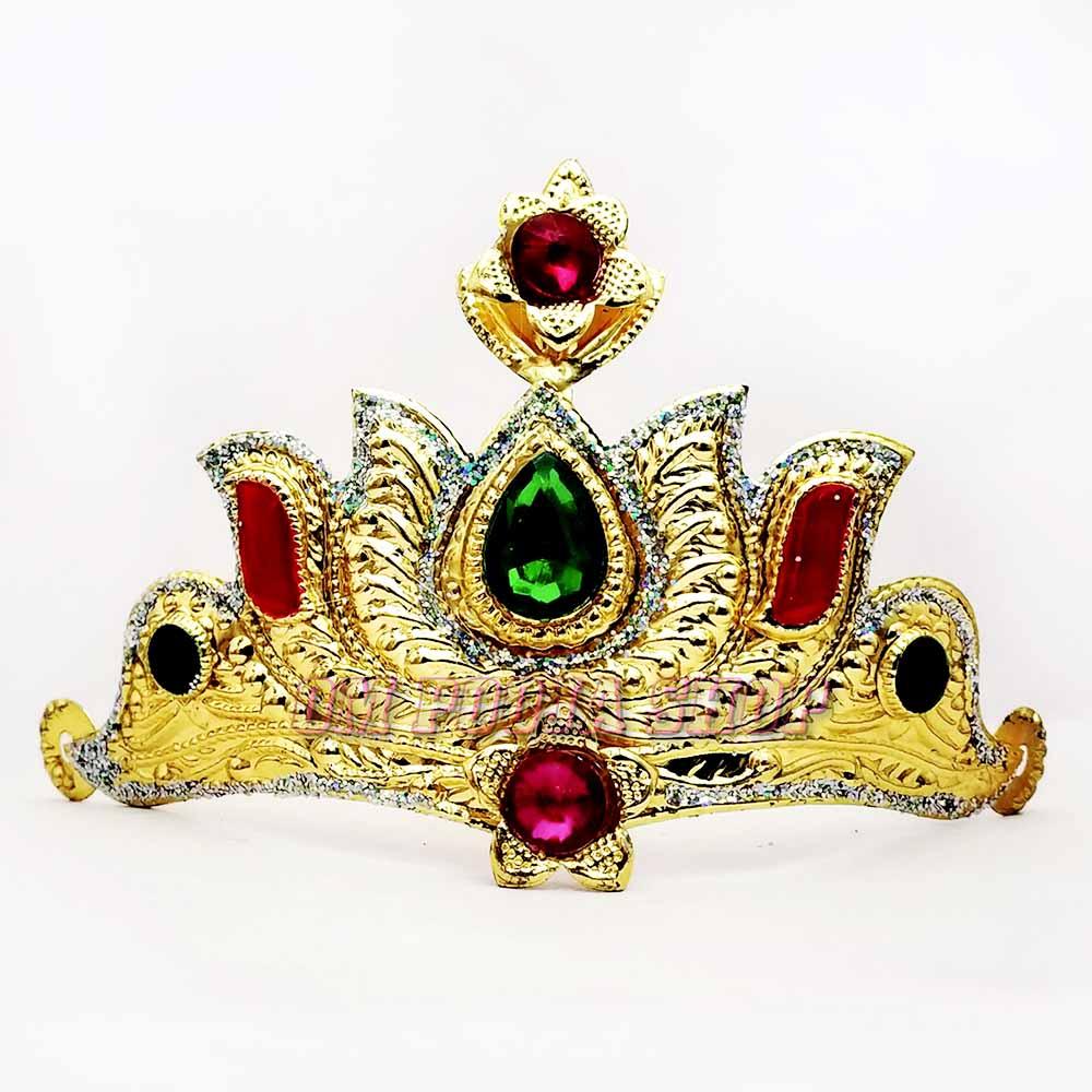 Lotus Design Crown For God Amp Goddess Buy Online Usa Uk India